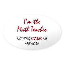 Math Teacher Stickers