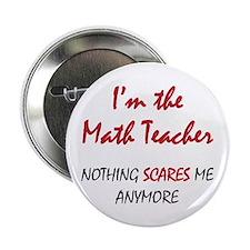 """Math Teacher 2.25"""" Button (100 pack)"""