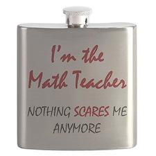Math Teacher Flask