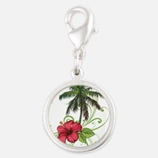 Tree with Hibiscus Charms