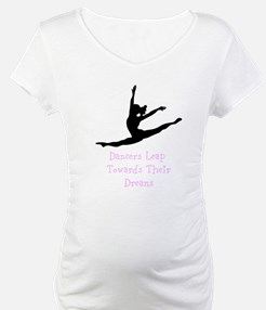 Dancers Leap Towards Their Dreams Shirt