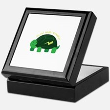 Slow & Steady Keepsake Box