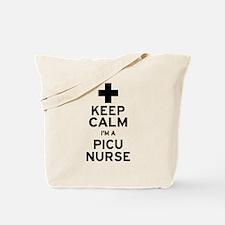 Keep Calm PICU Tote Bag
