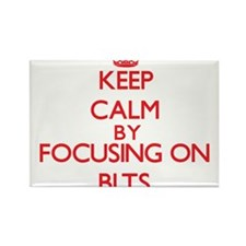 Keep Calm by focusing on Blts Magnets