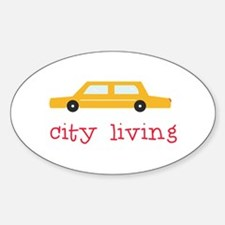 City Living Decal
