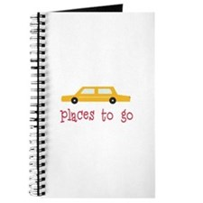 Plaecs To Go Journal