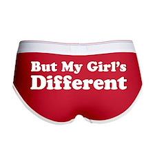 But My Girls Different Women's Boy Brief