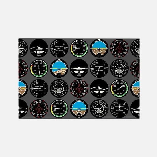Flight Instruments Magnets