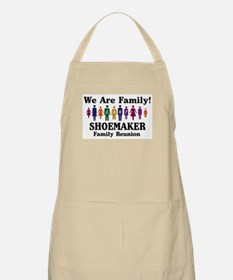 SHOEMAKER reunion (we are fam BBQ Apron
