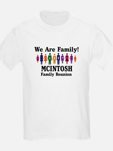 MCINTOSH reunion (we are fami T-Shirt