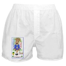 Irish Dancer for G Boxer Shorts