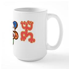 Atabex, Sol, y el coqui on a Mug