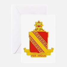 44th Air Defense Artillery Regiment Greeting Cards