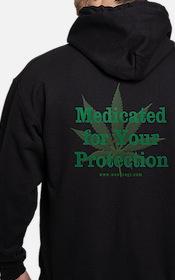 Medicated Hoodie (dark)