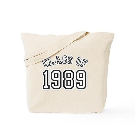 Class of 1989 Tote Bag