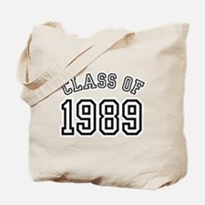 Class of 1989 Tote Bag