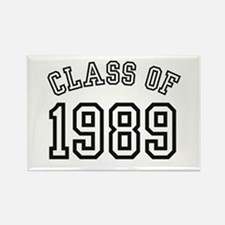 Class of 1989 Rectangle Magnet