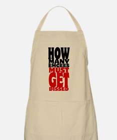 How Many Emcees Must Get Dissed Apron