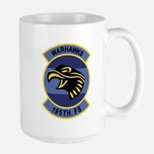 fighter_squadron_patch195 1 Mugs