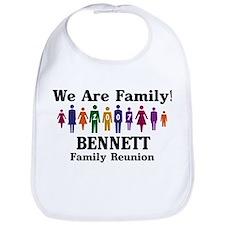 BENNETT reunion (we are famil Bib