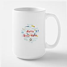 Agility Swear Words Mug
