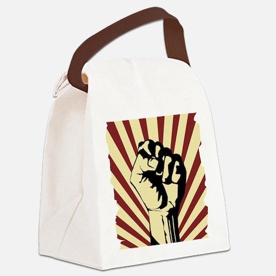 Unique Causes Canvas Lunch Bag