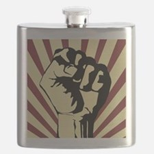 Cute Government people Flask