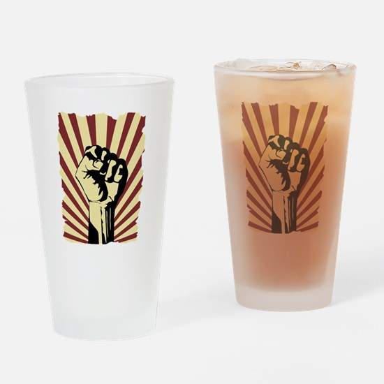 Cute Causes Drinking Glass