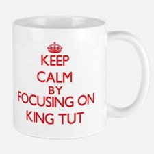 Keep Calm by focusing on King Tut Mugs