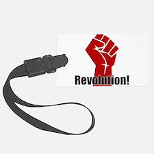 Revolution! Luggage Tag