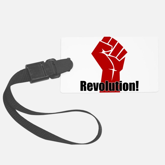 Revolution! Luggage Tag