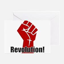 Revolution! Greeting Cards (Pk of 20)