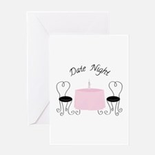 Date Night Greeting Cards