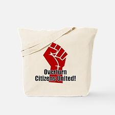 Citizens United Tote Bag