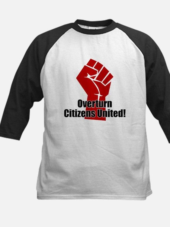 Citizens United Kids Baseball Jersey