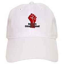 Citizens United Baseball Baseball Cap