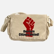 Citizens United Messenger Bag