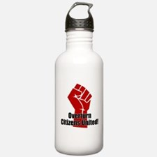 Citizens United Water Bottle