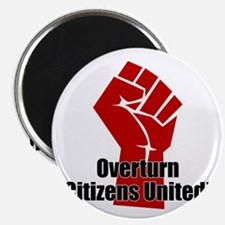 "Citizens United 2.25"" Magnet (10 pack)"