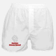 Citizens United Boxer Shorts
