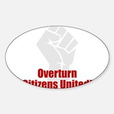 Citizens United Decal