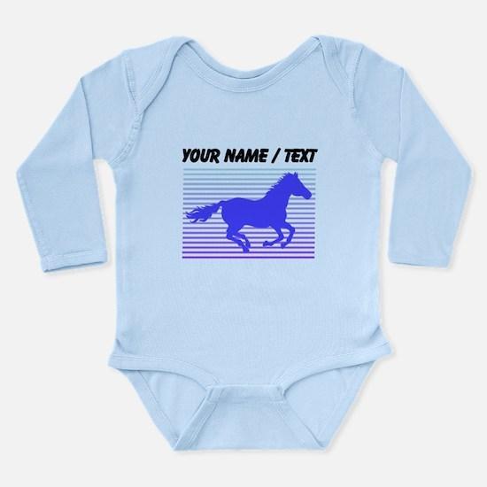 Custom Horse Graphic Body Suit