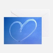 Sky Heart Greeting Cards (6)