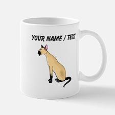 Custom Siamese Cat Mugs