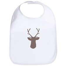 Deer Head Bib