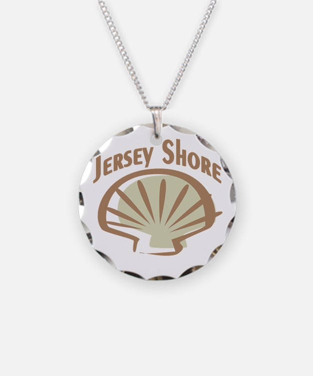 Jersey Shiore Shell Necklace