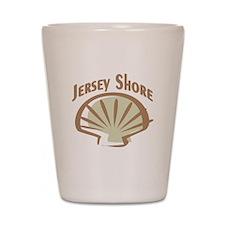 Jersey Shiore Shell Shot Glass