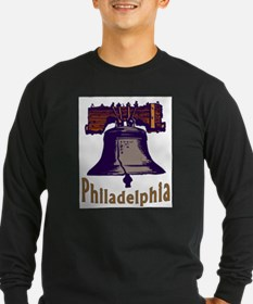 Love Pennsylvania Long Sleeve T-Shirt