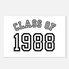 Class of 1988 Postcards (Package of 8)
