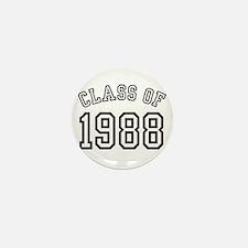 Class of 1988 Mini Button